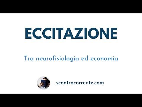 Eccitazione: economia tra neurofisiologia e psicologia