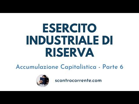 """Esercito industriale di riserva - Episodio 9.6 """"Il capitale"""""""