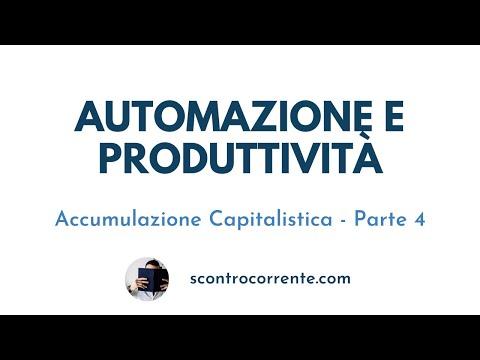 """Automazione e Produttività - Episodio 9.4 """"Il Capitale"""""""