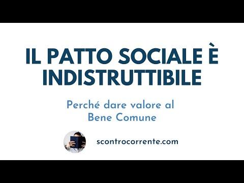"""Il patto sociale è indistruttibile - Episodio 7 """"Il contratto sociale"""""""