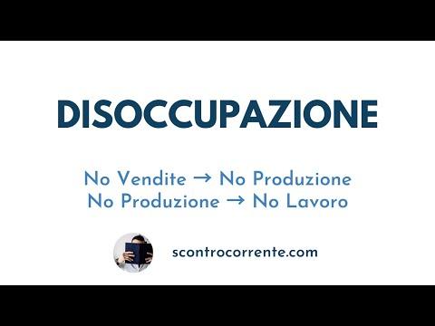 """Disoccupazione - Episodio 9 """"Principi di Economia"""""""