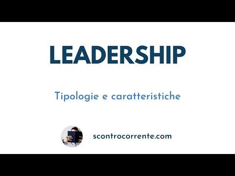 """Leadership - Episodio 6 """"Psicologia Sociale"""""""