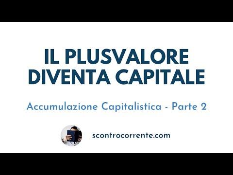 """Il Plusvalore diventa Capitale - Episodio 9.2 """"Il Capitale"""""""