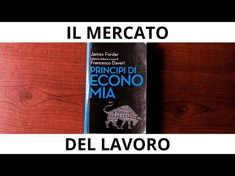 """IL MERCATO DEL LAVORO - EPISODIO 4 """"PRINCIPI DI ECONOMIA"""""""
