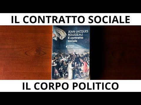 """La comunità come corpo politico - Episodio 1 """"Il contratto sociale"""""""