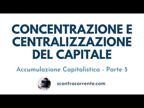"""Concentrazione e Centralizzazione del capitale - Episodio 9.5 """"Il capitale"""""""