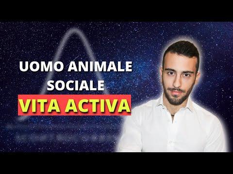 2. Uomo animale sociale - Vita Activa, Hannah Arendt