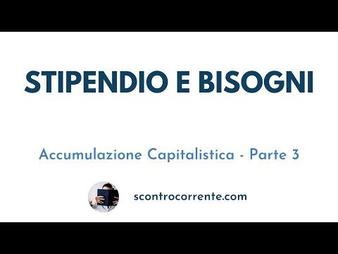 """Stipendio e Bisogni - Episodio 9.3 """"Il Capitale"""""""